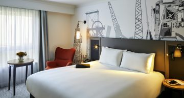 Northern Light: New Mercure Hotel For Cardiff