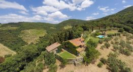 Villas Designed For Isolation With Tuscany Now & More