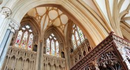 Wells Cathedral, Somerset, Is A Must Visit