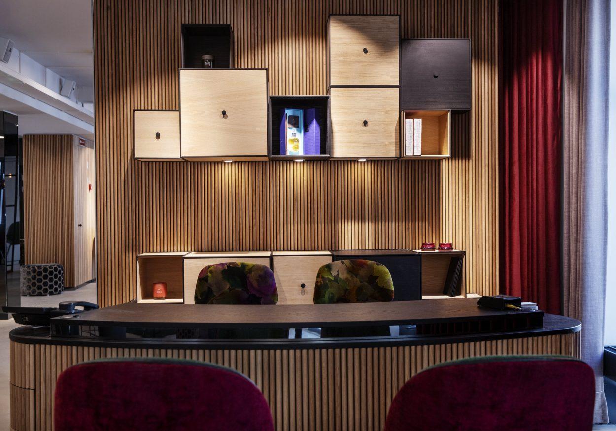 Copenhagen, Andersen Hotel. Travel Life Mag UK