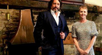 Laurence Llewelyn-Bowen's Hopes For Restoration Of Plas Llanmihangel